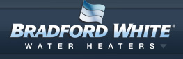 Bradford White Water Heaters.